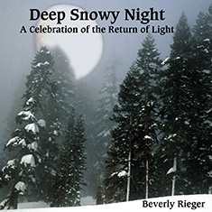 Read about the album and listen to samples of Deep Snowy Night: A Celebration of the Return of Light